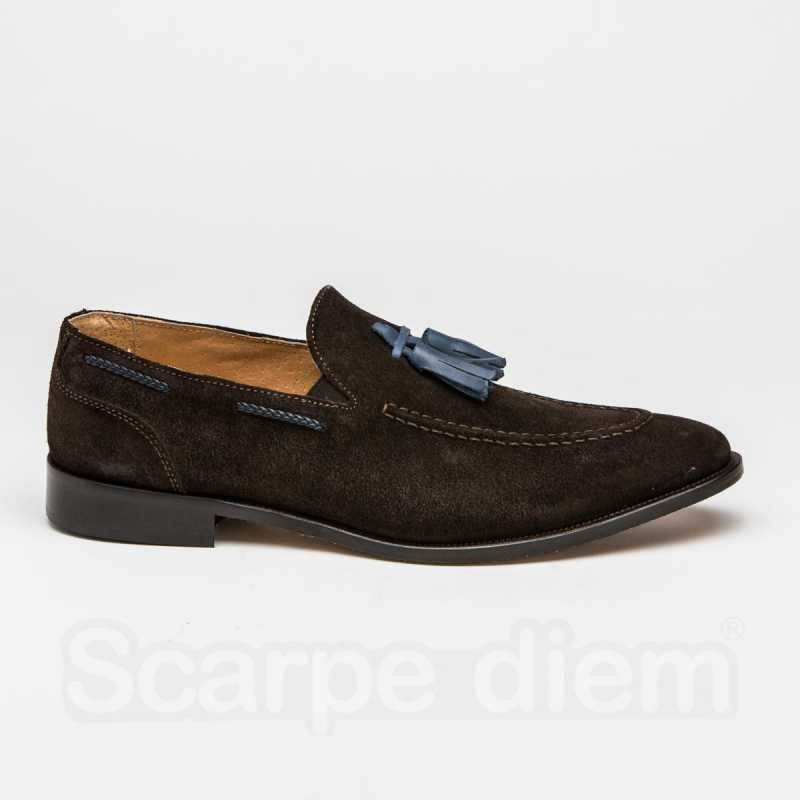 Mocassino Uomo English Shoes T.Moro N.44 online - Mocassini - prezzo: 49,50 € -50%