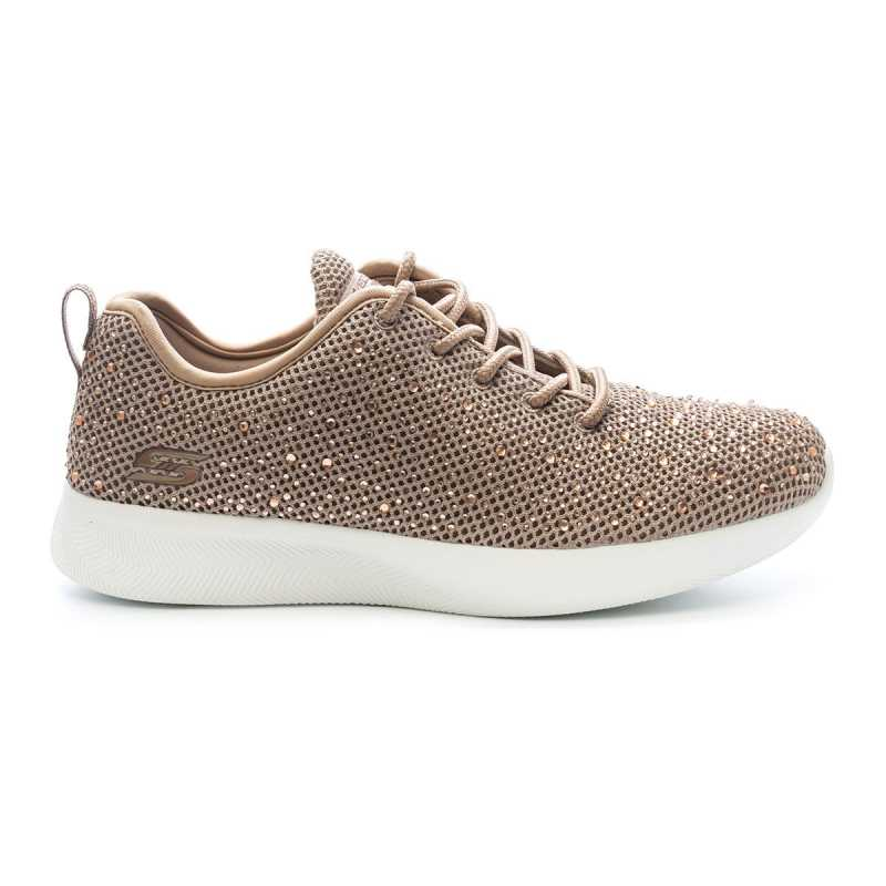 Sneakers Skechers Bobs Squad-2 Galaxy Rose Gold online - Sneakers - prezzo: 38,43 € -30%