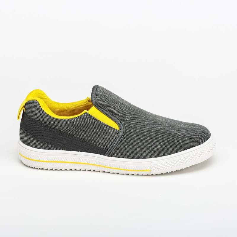 Sneakers Slip-on Lumberjack Junior Verde Militare/Giallo online - Sneakers - prezzo: 40,41 € -10%