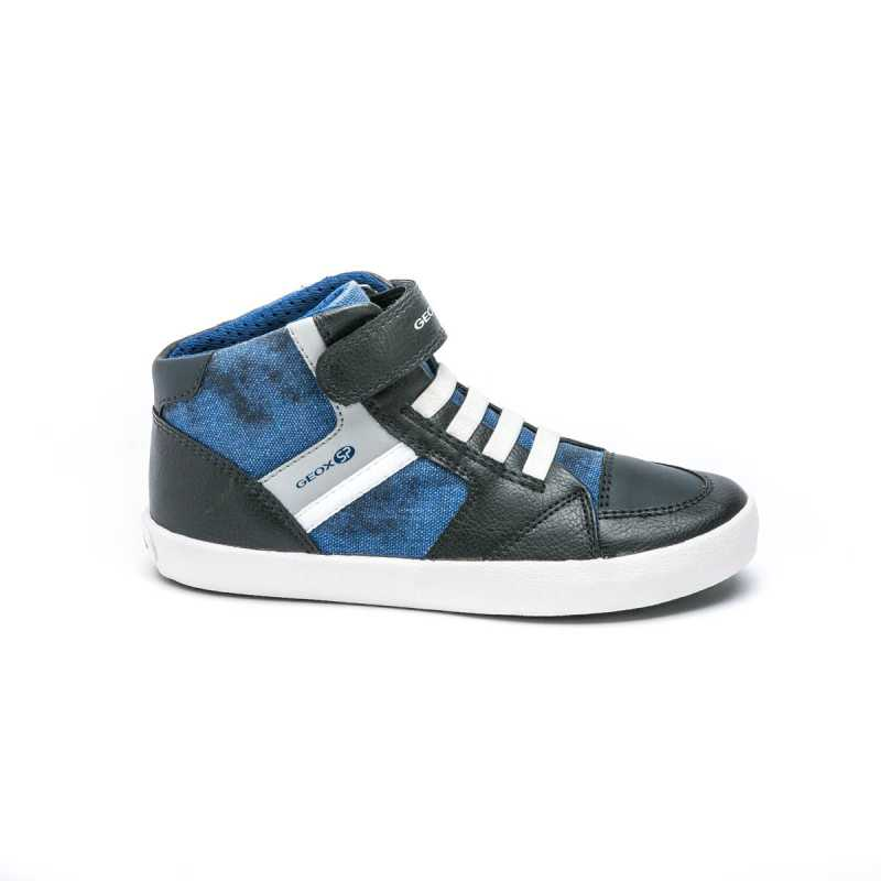 Sneakers Geox Junior Gisli Navy Royal online - Sneakers - prezzo: 46,32 € -20%