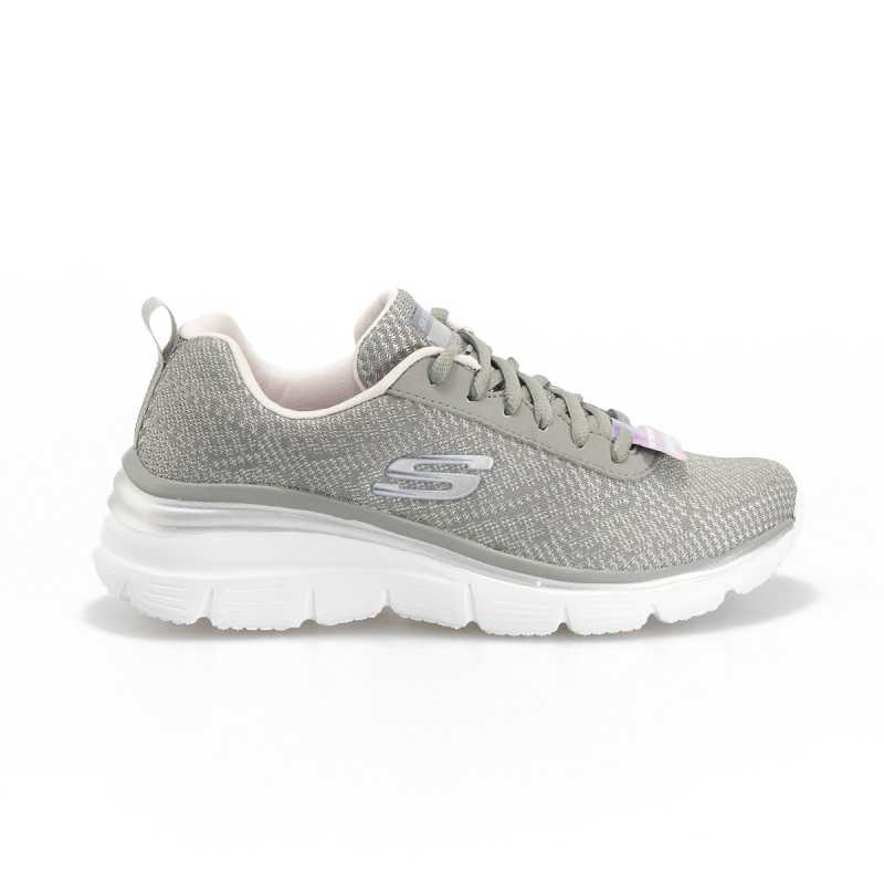 Sneakers Skechers Fashion Fit Bold Boundaries Grigia online - Sneakers - prezzo: 51,92 € -20%