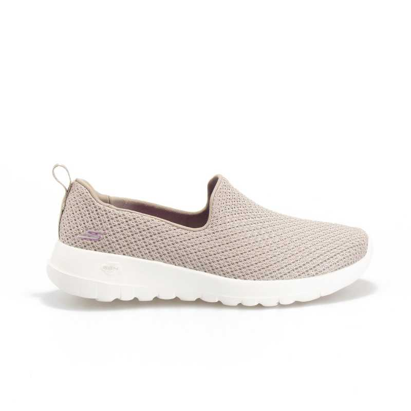 Sneakers Skechers Go Walk Joy Taupe online - Slip-on - prezzo: 47,92 € -20%