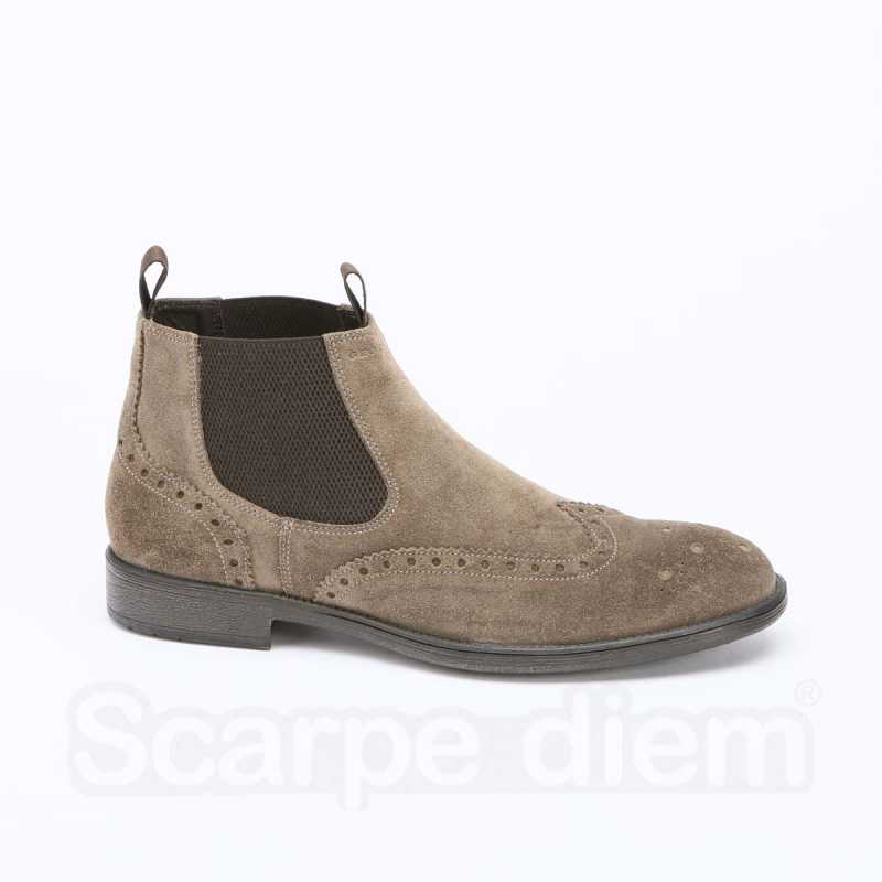 Stivaletto Geox Jaylon Taupe online - Beatles - prezzo: 145,00 € product_reduction_percent