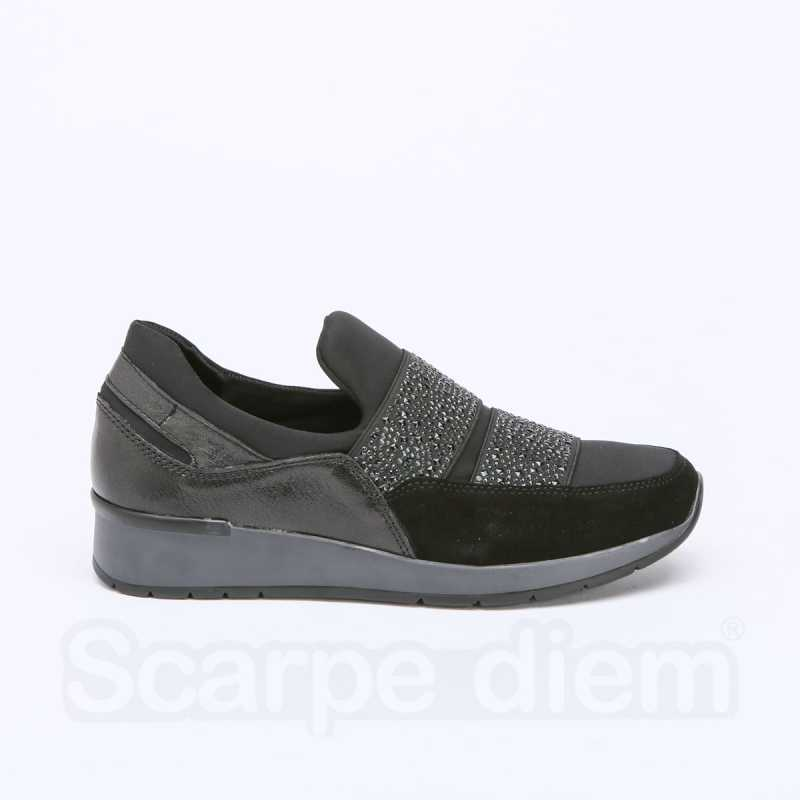 Sneaker Moda Comoda riposella Brenda online - Sneakers - prezzo: 80,00 € product_reduction_percent