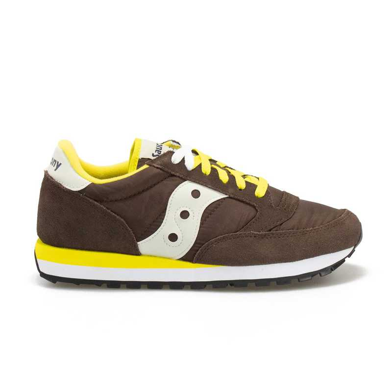 Sneakers Saucony Jazz Original Brown/Yellow online - Sneakers - prezzo: 92,65 € -15%