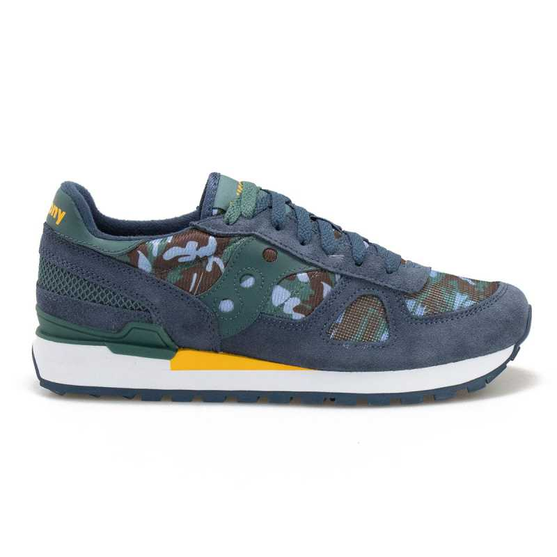 Sneakers Saucony Shadow Original Blue/Camouflage online - Sneakers - prezzo: 97,75 € -15%