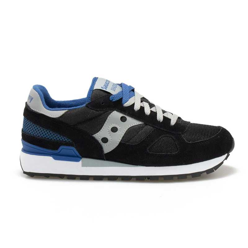 Sneakers Saucony Shadow Original Black/Blue online - Sneakers - prezzo: 97,75 € -15%