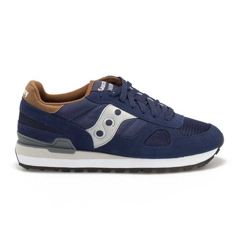 Sneakers Saucony Shadow Original Blue/Silver online - Sneakers - prezzo: 97,75 € -15%