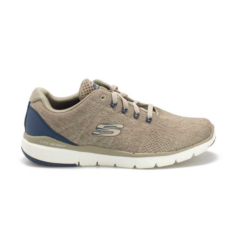 Sneakers Skechers Flex Advantage 3.0 Stally Taupe online - Sneakers - prezzo: 59,92 € -20%