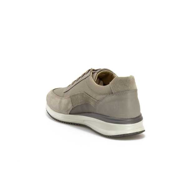 Sneakers Geox Dennie Taupe Rock online - Sneakers - prezzo: 90,93 € -30%