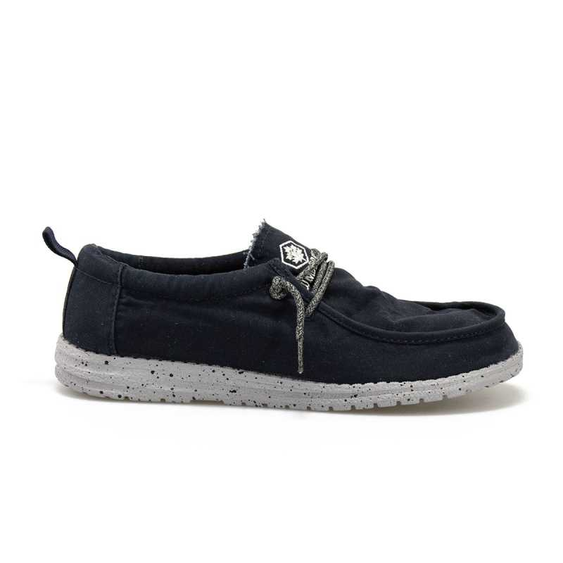 Slip-on Lumberjack Willy Blu online - Slip-On - prezzo: 44,91 € -10%