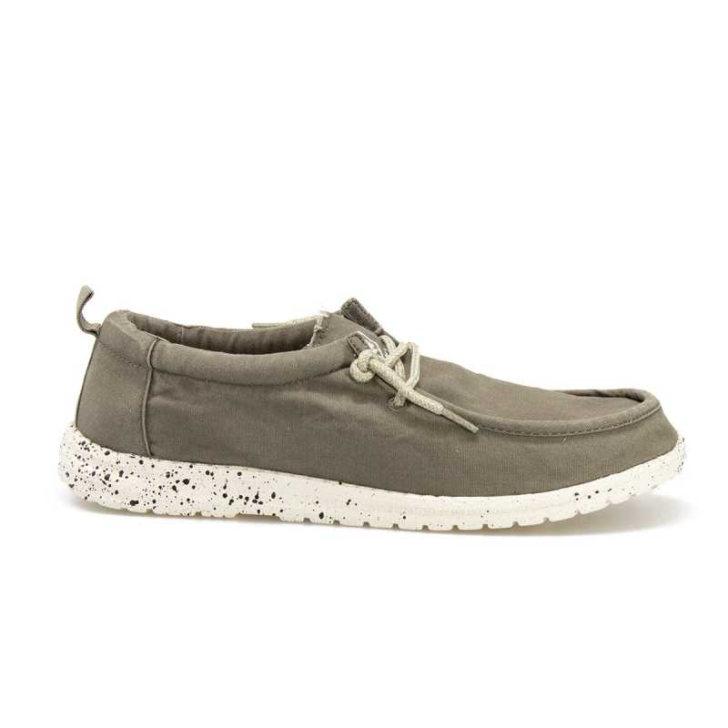 Slip-on Lumberjack Willy Grigio Scuro online - Slip-On - prezzo: 44,91 € -10%