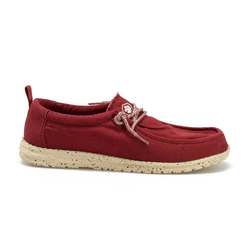 Slip-on Lumberjack Willy Rosso online - Slip-On - prezzo: 44,91 € -10%