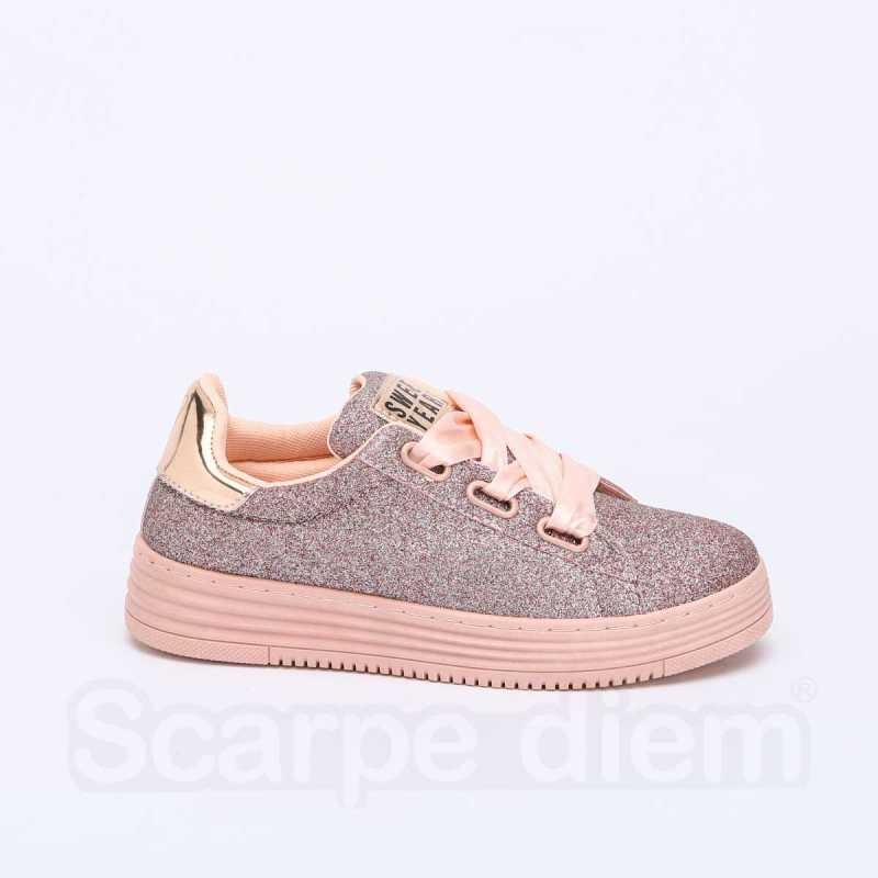 Sneakers Sweet Years con Glitter Rosa online - Sneakers - prezzo: 49,90€ product_reduction_percent