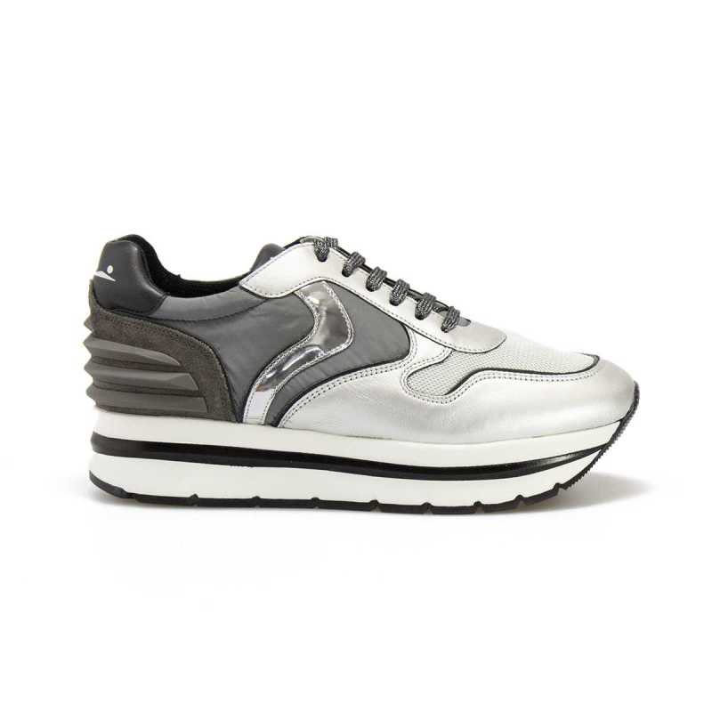 Sneakers Voile Blanche May Power Argento/Antracite online - Sneakers - prezzo: 111,00€ -20%