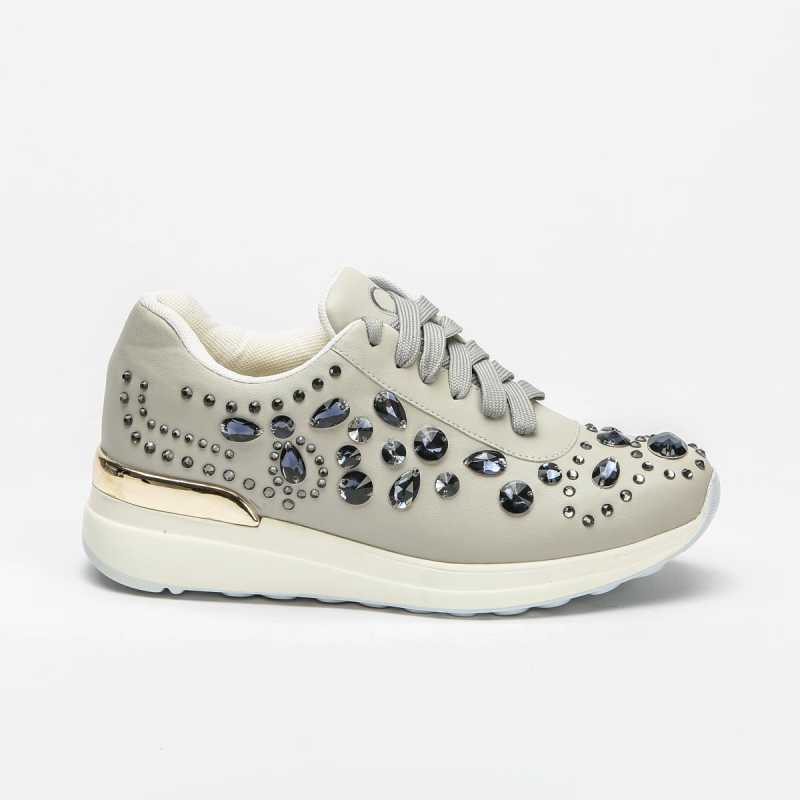 Sneakers Braccialini Grigia TA360 online - Sneakers - prezzo: 79,90 € product_reduction_percent