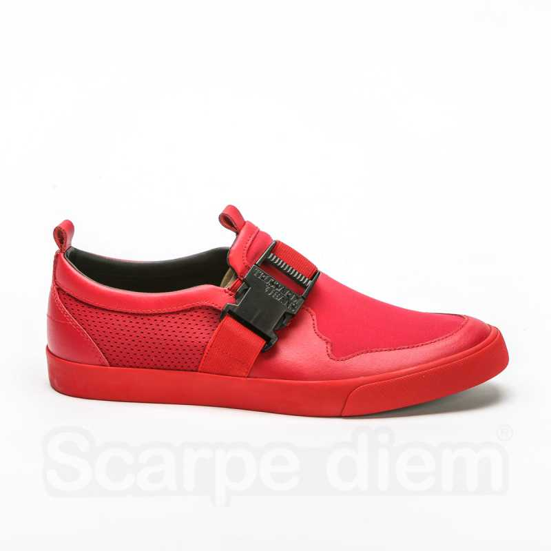 Sneakers Trussardi Rossa online - Sneakers - prezzo: 79,90 € product_reduction_percent