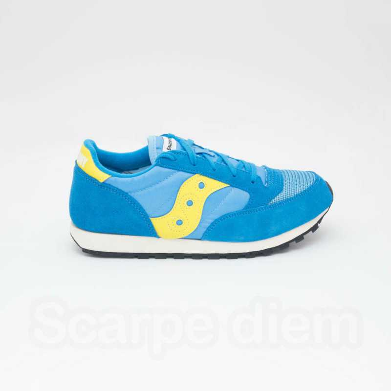 Saucony Jazz Original Blue/Yellow online - Sneakers - prezzo: 45,00 € -40%