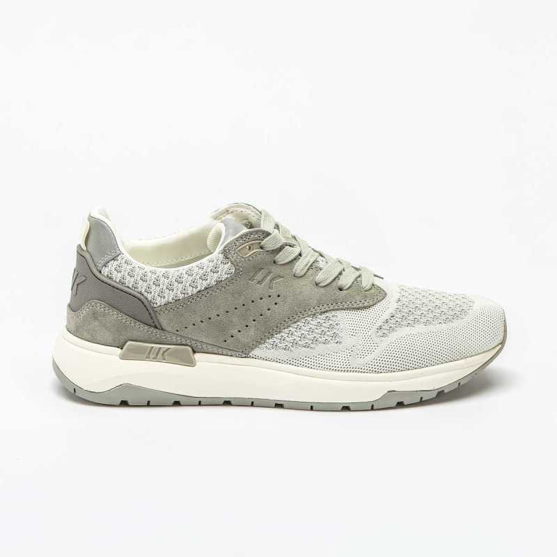 Sneakers Lumberjack Detroit Grigio/Bianco online - Sneakers - prezzo: 79,90 € product_reduction_percent