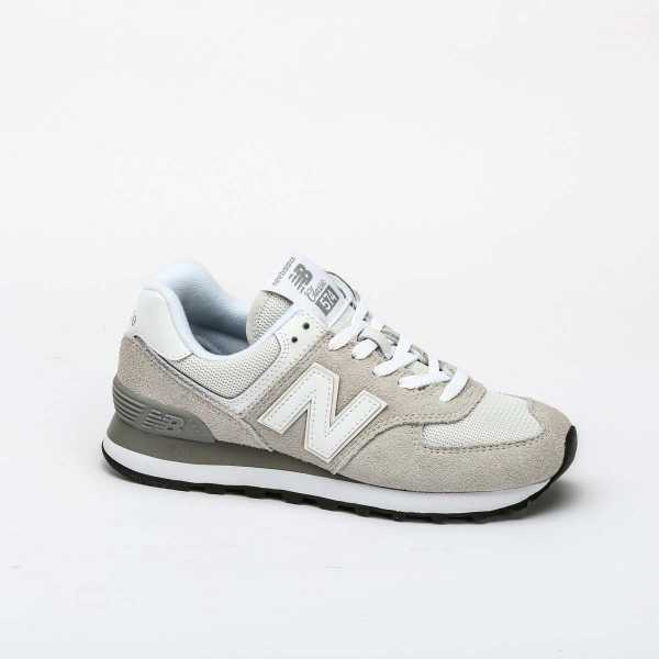 Sneakers New Balance 574 Donna Bianca N.35