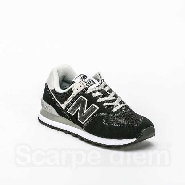 Sneakers New Balance 574 Donna Nera online - Sneakers - prezzo: 55,93 € -30%