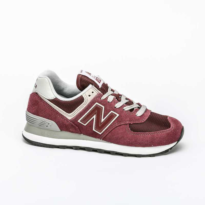 Sneakers New Balance 574 Donna Bordeaux online - Sneakers - prezzo: 79,90 € product_reduction_percent