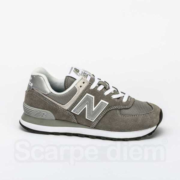 Sneakers New Balance 574 Donna Grigia