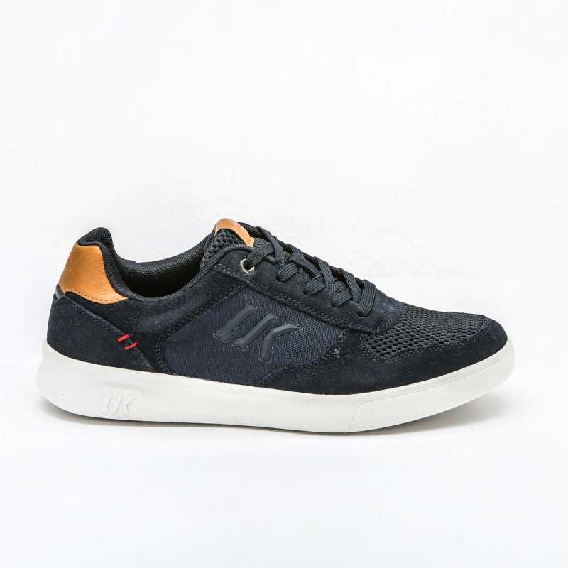 Sneakers Lumberjack Hawk Blue Navy online - Sneakers - prezzo: 59,90 € product_reduction_percent