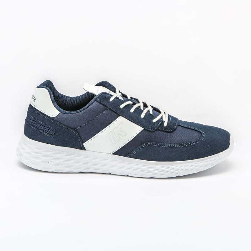 Sneakers Lumberjack Justin Blu online - Sneakers - prezzo: 59,90 € product_reduction_percent