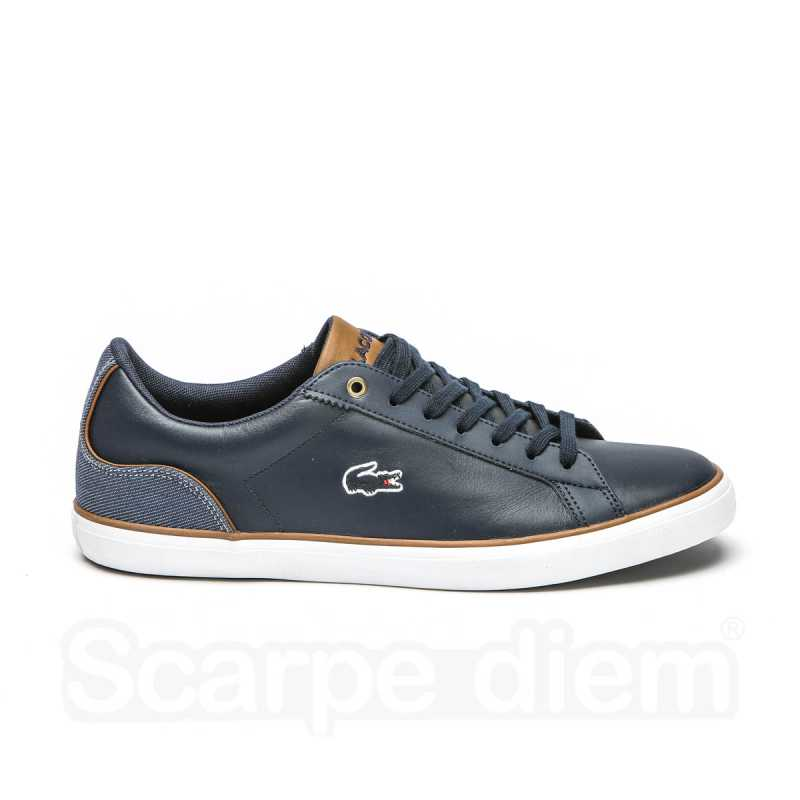 Sneakers Lacoste Lerond Blu online - Sneakers - prezzo: 79,90 € product_reduction_percent