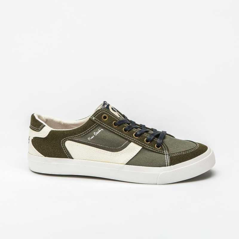 Sneakers Pierre Cardin 618 Verde/Bianca online - Sneakers - prezzo: 39,90 € product_reduction_percent