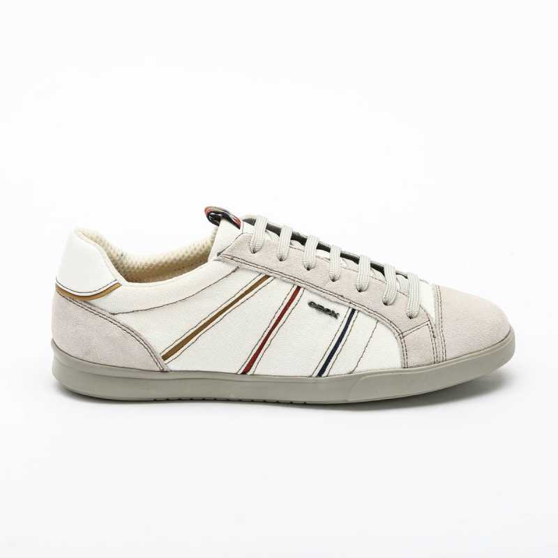 Sneakers Geox Walee Bianco online - Sneakers - prezzo: 89,90 € product_reduction_percent