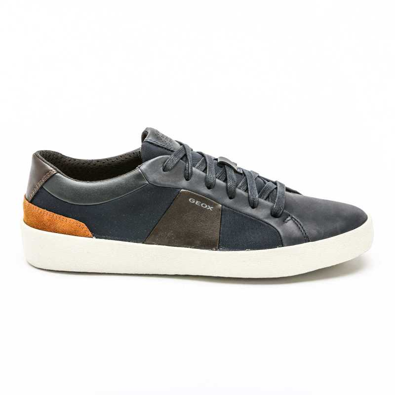 Sneakers Geox Warley Blu online - Sneakers - prezzo: 99,90 € product_reduction_percent