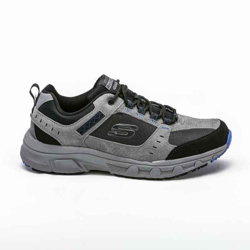 Sneakers Skechers Oak Canyon Grigio/Nero online - Sneakers - prezzo: 45,43 € -30%