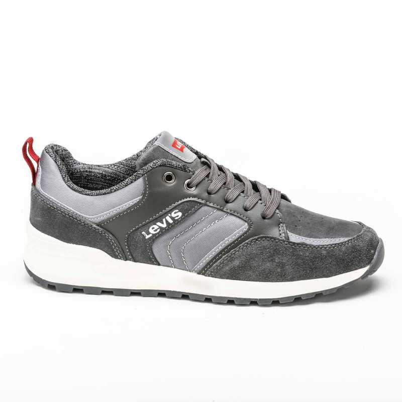Sneakers Levi's Calero Grigio online - Sneakers - prezzo: 74,90 € product_reduction_percent