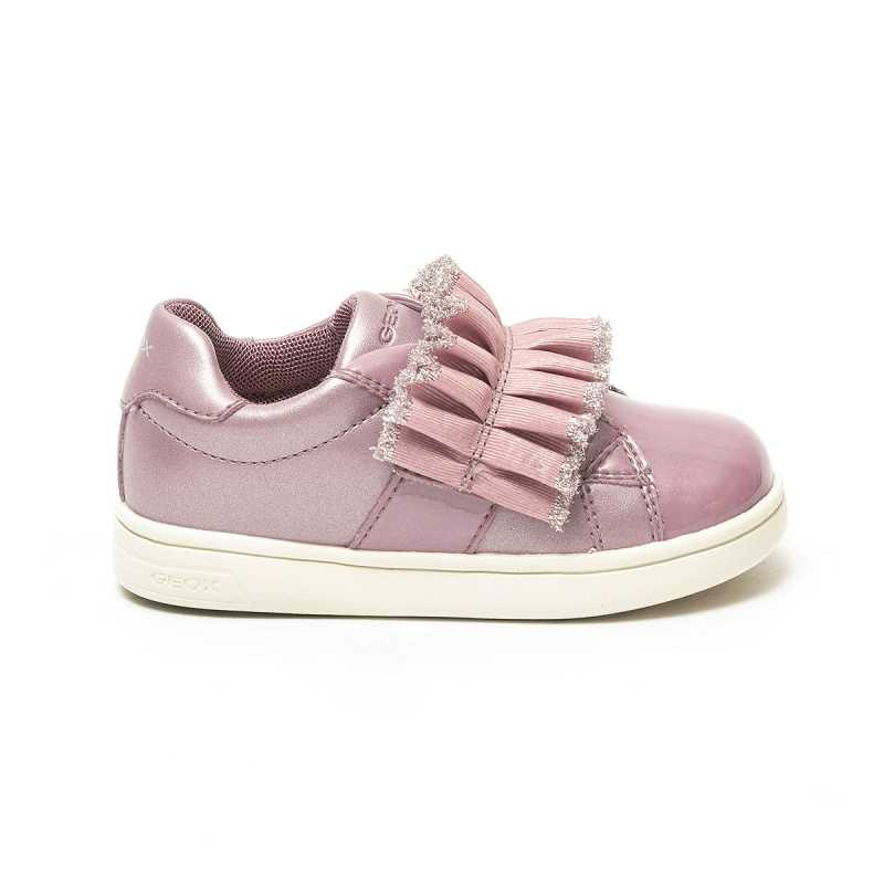 Sneakers Geox Djrock Vernice Rosa online - Sneakers - prezzo: 43,90 € product_reduction_percent