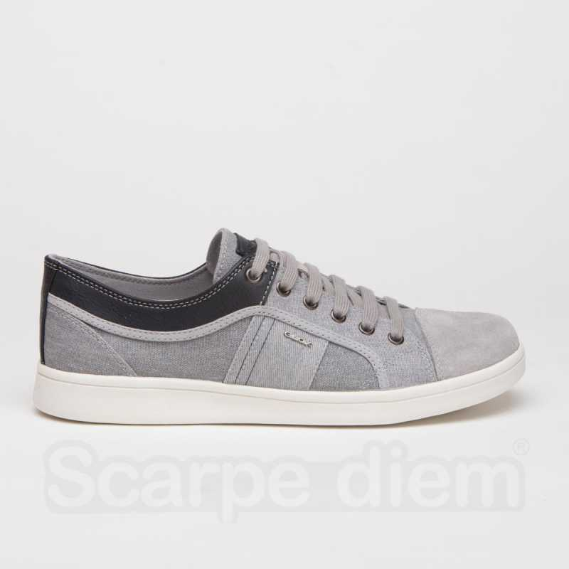 Sneakers Geox Warrens grigia online - Sneakers - prezzo: 99,90 € product_reduction_percent