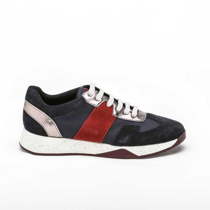 Sneakers Geox Suzzie Blu online - Sneakers - prezzo: 109,90 € product_reduction_percent