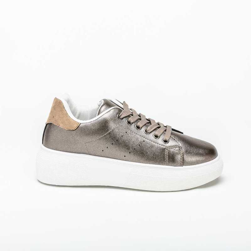 Sneakers Trendy Too Grigio Laminato online - Sneakers - prezzo: 44,90 € product_reduction_percent