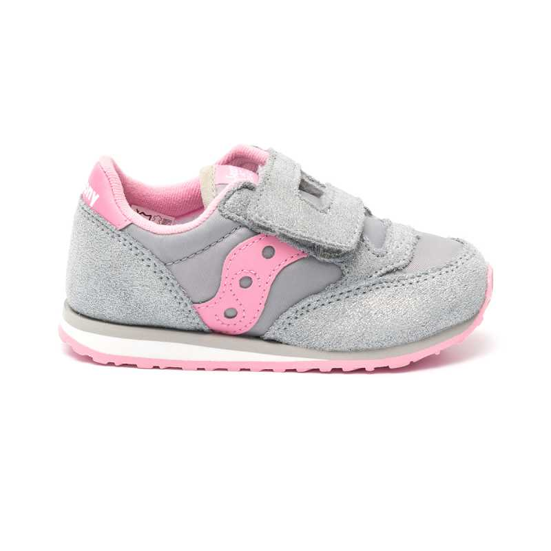 Saucony Jazz HL Bambina Argento/Rosa online - Sneakers - prezzo: 54,90€ product_reduction_percent