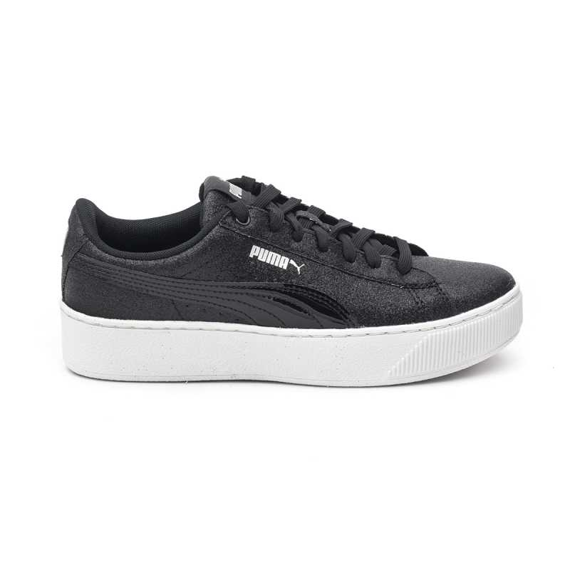 Sneakers Puma Vikky Platform Glitz Nera online - Sneakers - prezzo: 59,90 € product_reduction_percent