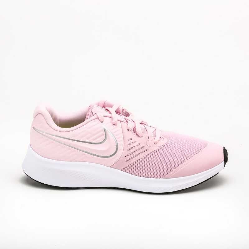 Sneakers Nike Star Runner 2 Rosa/Argento online - Sneakers - prezzo: 59,90€ product_reduction_percent