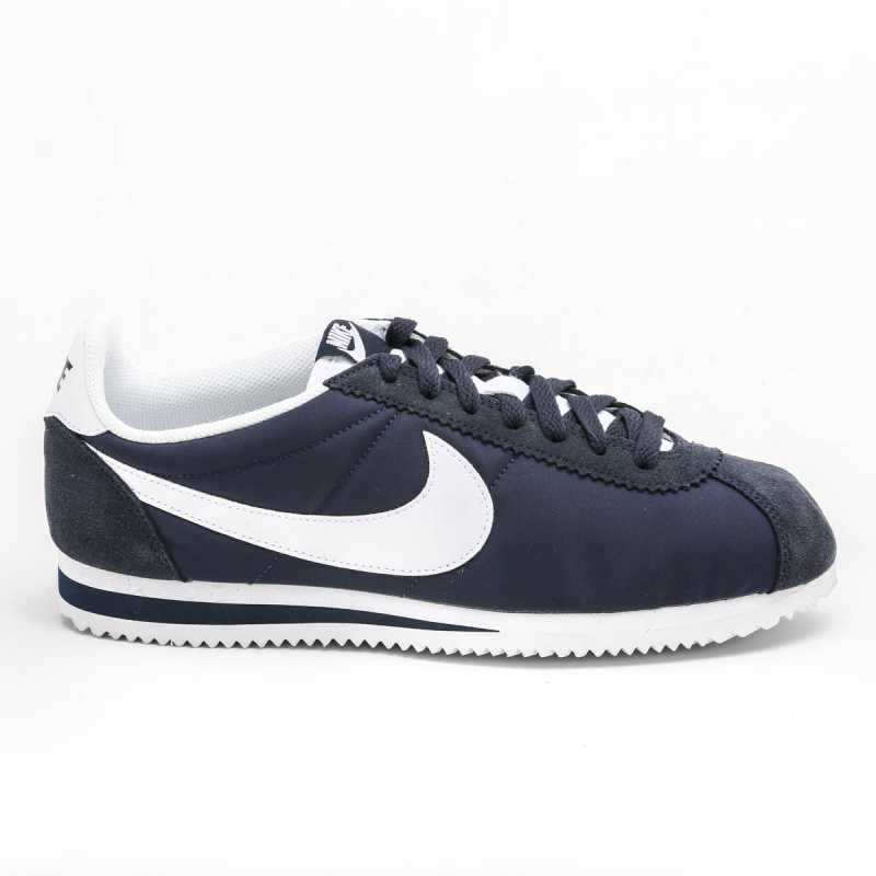 Sneakers Nike Classic Cortez Nylon Blu online - Sneakers - prezzo: 81,00 € product_reduction_percent