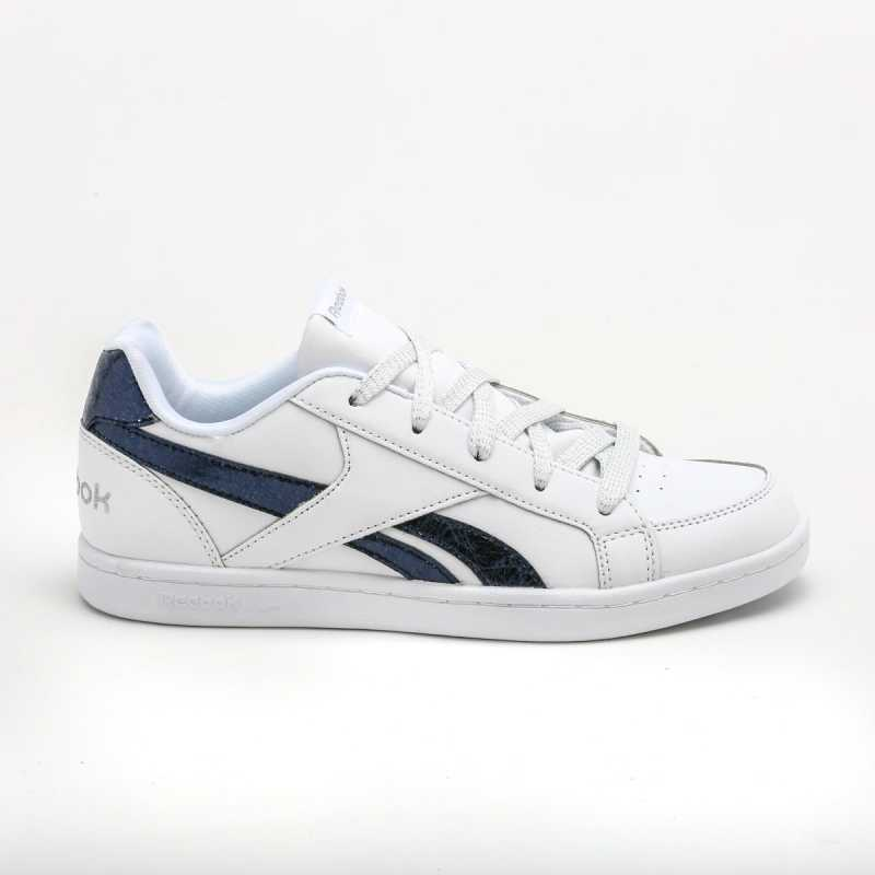 Sneakers Reebok Royal Prime Bianca/Blu metallic online - Sneakers - prezzo: 44,90 € product_reduction_percent