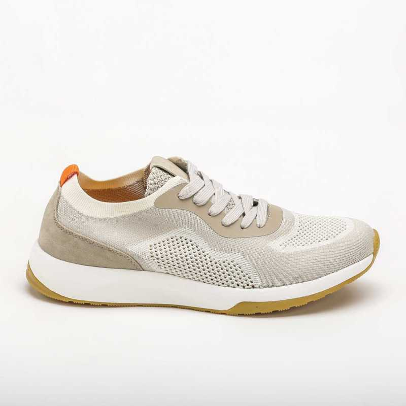 Sneakers Lumberjack Nantes Ecrù online - Sneakers - prezzo: 49,90 € product_reduction_percent