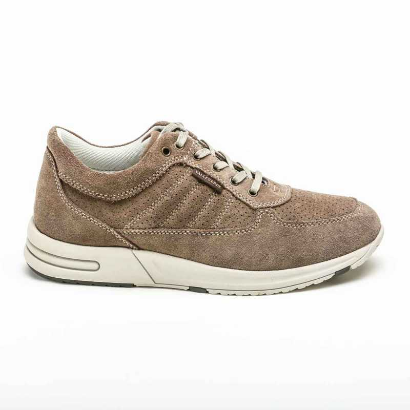 Sneakers Valleverde Suede Taupe