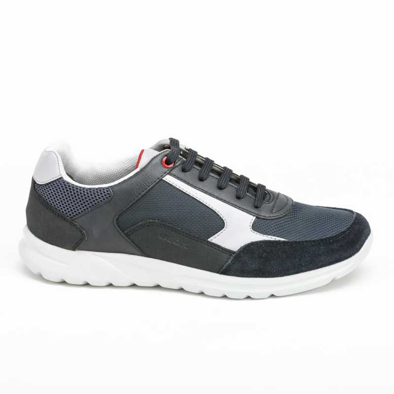 Sneakers Geox Erast A Blu online - Sneakers - prezzo: 79,90 € product_reduction_percent