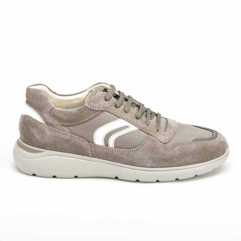 Sneakers Geox Sestiere C Taupe online - Sneakers - prezzo: 89,93 € -25%