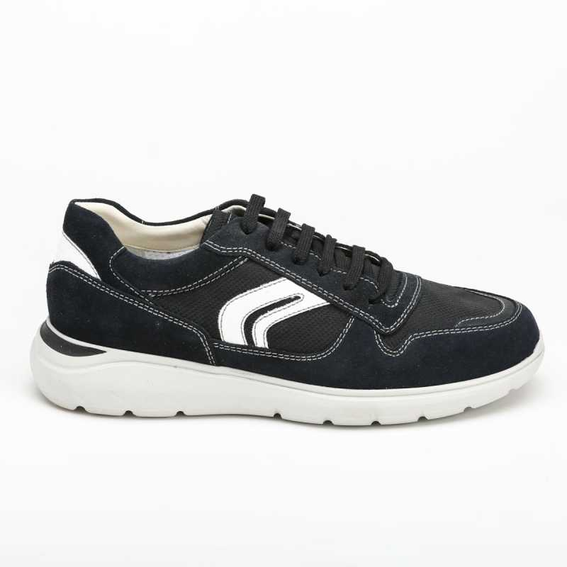 Sneakers Geox Sestiere C Blu online - Sneakers - prezzo: 119,90 € product_reduction_percent
